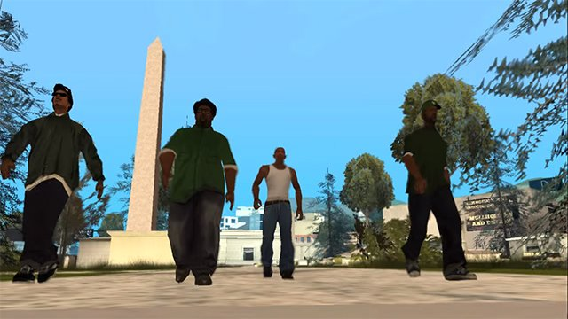 Download GTA: San Andreas v2 00 (MOD + APK + DATA) for Android