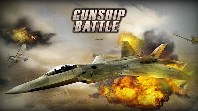 Download Gunship Battle: Helicopter 3D Mod APK (Money) v2