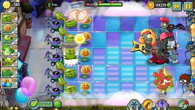 plant vs zombie 2 apk hack
