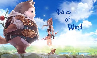 Tales of Wind APK OBB