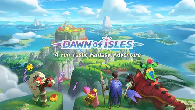 Download Dawn of Isles APK OBB for Android