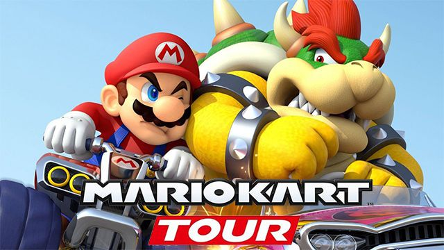 Download Mario Kart Tour APK OBB for Android