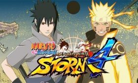 Download Naruto Shippuden Ultimate Ninja Storm 4 Apk for Android