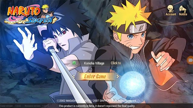 Download Naruto: Slugfest APK OBB for Android