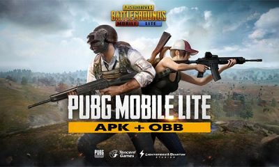 Download PUBG MOBILE LITE APK OBB