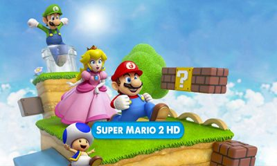 Download Super Mario 2 HD Mod Apk for Android