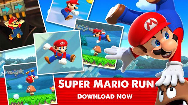 Download Super Mario Run Apk Mod for Android