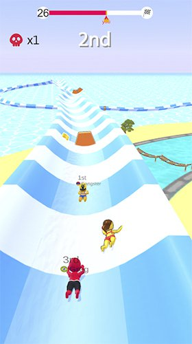 Download aquapark.io Mod Apk for Android