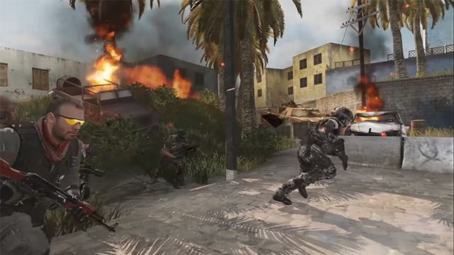 Download Call of Duty: Mobile Apk OBB for Android