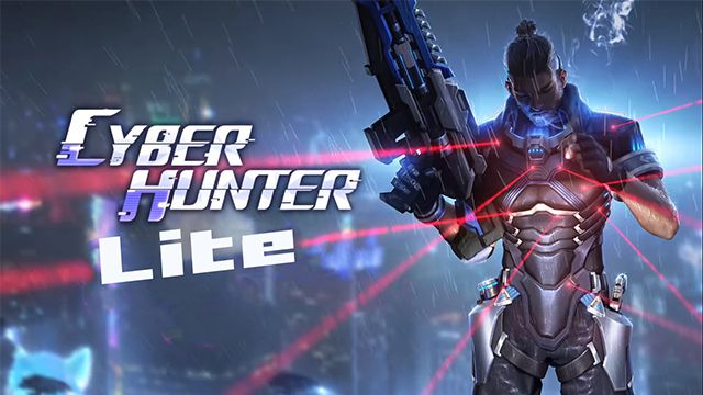 Download Cyber Hunter Lite v0 100 158 [APK + DATA] Mod for Android