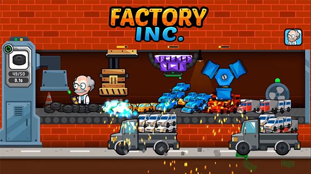 Download Factory Inc. Mod Apk for Android
