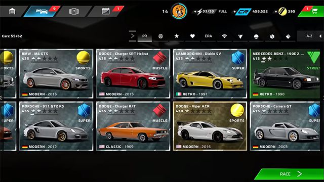 Download Forza Street Apk OBB for Android