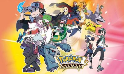 Download Pokémon Masters APK for Android