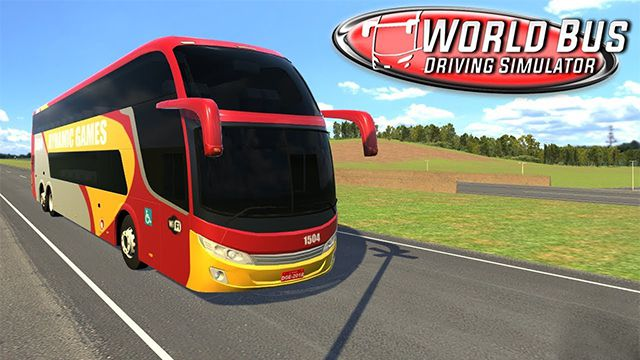 Download World Bus Driving Simulator Mod Apk for Android