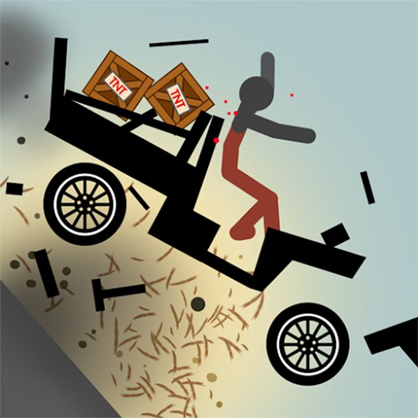 Download Ragdoll Dismounting Mod Apk for Android