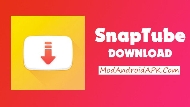 Download and install SnapTube APK Vip Mod for Android