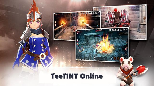 Download TeeTINY Online APK for Android
