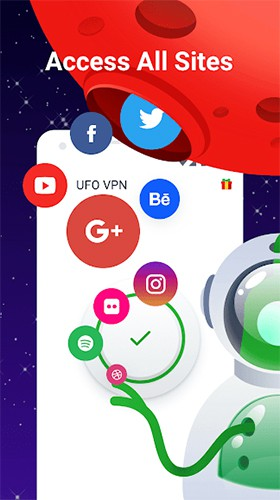 Download UFO VPN Premium Apk for android