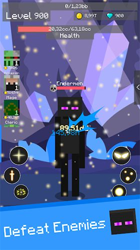 Download Mine Mob Clicker Rpg APK Mod for Android