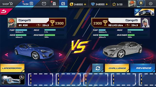 Download Street Racing HD APK OBB for Android