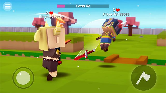 Download AXES.io Mod Apk for Android