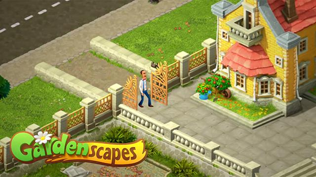 Download Gardenscapes Mod Apk for Android