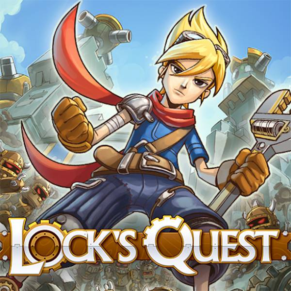 Download Lock's Quest Mod Apk obb for Android