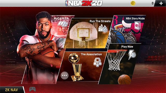 Download NBA 2K20 MOD + APK + OBB for Android