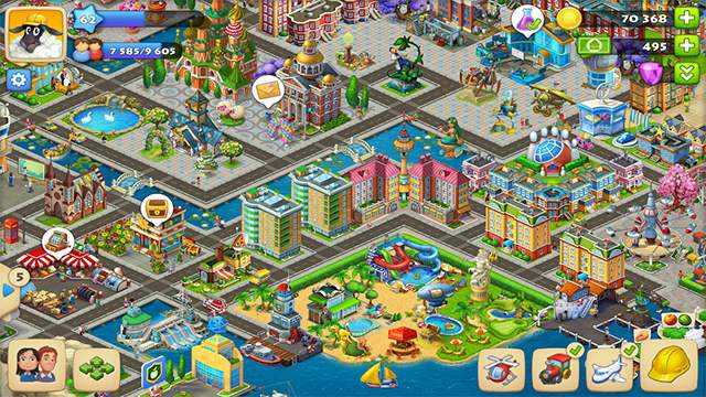 Download Township Mod APK for Android