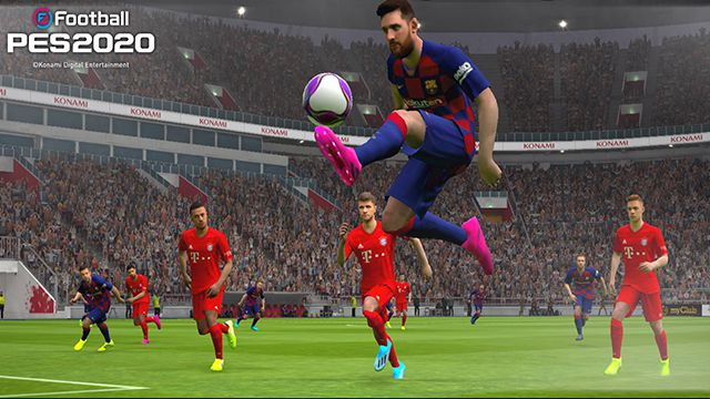 Download eFootball PES 2020 Mobile APK v1 0 [By KONAMI] for