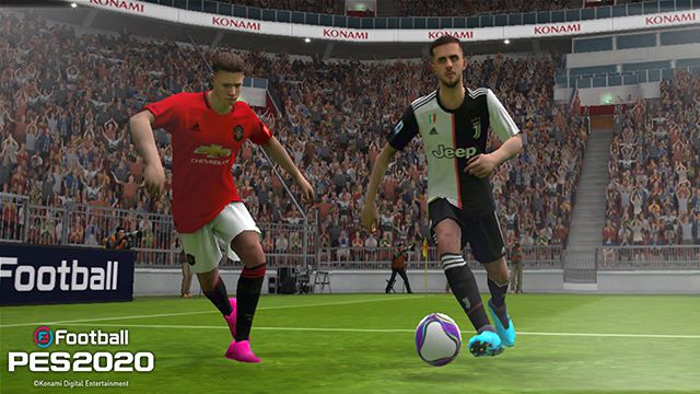 Download eFootball PES 2020 Mobile Apk for Android