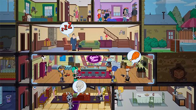Download American Dad! Apocalypse Soon Mod Apk for Android