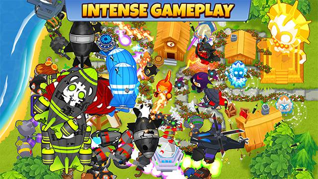 Download Bloons TD 6 Mod Apk for Android
