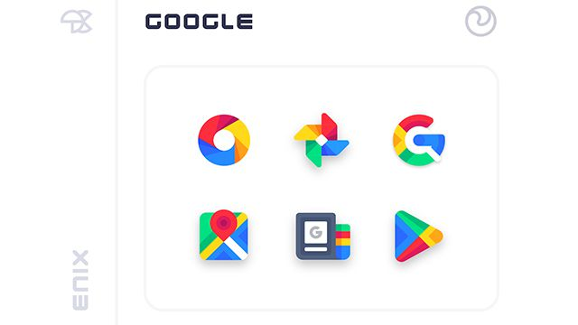 Download ENIX - Icon Pack Apk for Android