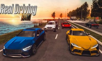 Download Real Driving Sim Mod Apk for Android