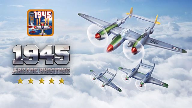 Download 1945 Classic Arcade Mod APK for Android