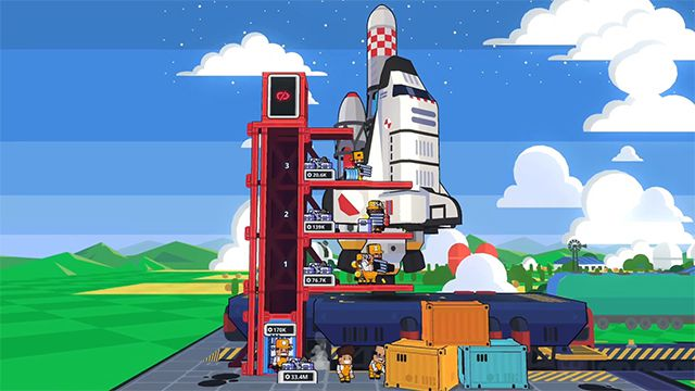 Download Rocket Star Mod Apk for Android