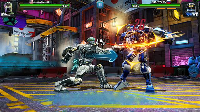 Download World Robot Boxing 2 Mod Apk for Android