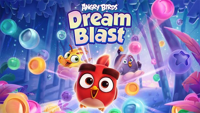 Angry Birds Dream Blast Mod Apk for Android