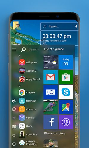 Download Computer Launcher Pro Apk for Android