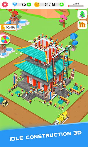 Idle Construction 3D Mod Apk for Android