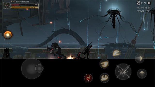 Download Shadow of Death 2 Mod Apk for Android