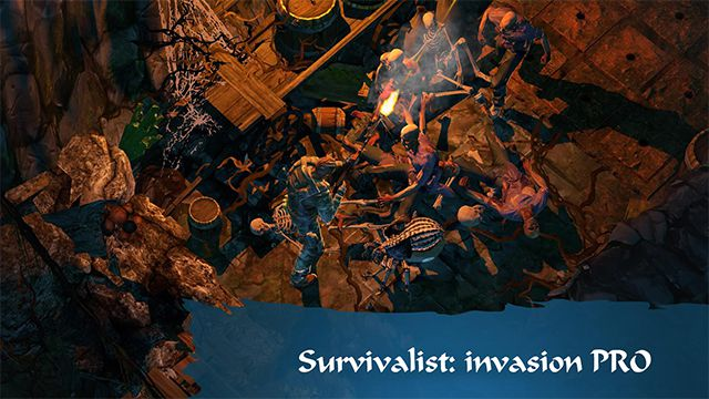 Download Survivalist: invasion PRO Mod for Android