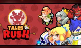 Tales Rush Mod Apk for Android