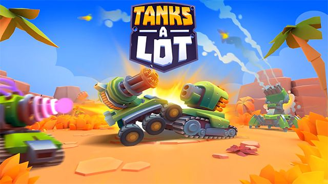 Download Tanks A Lot Mod Apk for Android