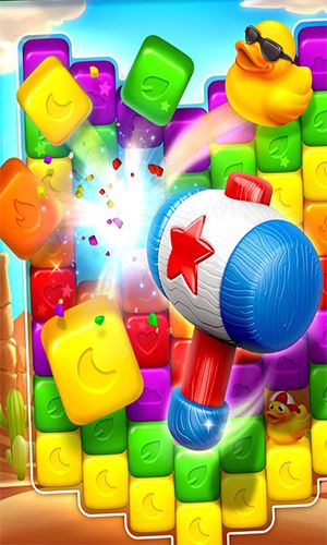 Toon Blast Mod Apk for Android