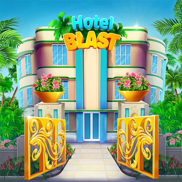 Download Hotel Blast Mod Apk latest version for Android