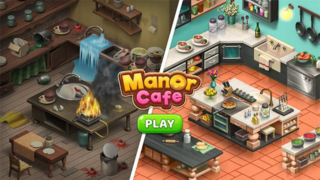 Download Manor Cafe Mod Apk latest version for Android