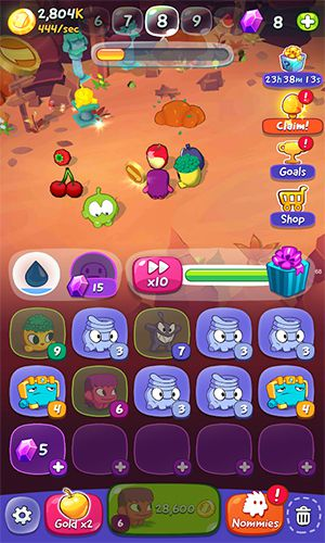 Download Om Nom: Merge Mod Apk for Android