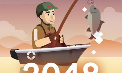 Download 2048 Fishing Mod Apk latest version for Android